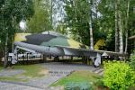ちゃぽんさんが、ヴァディムザドロシュニー技術博物館で撮影した不明 F-84F Thunderstreakの航空フォト(飛行機 写真・画像)
