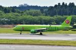 T.Sazenさんが、成田国際空港で撮影したS7航空 A320-214の航空フォト(飛行機 写真・画像)