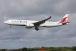 VEZEL 1500Xさんが、成田国際空港で撮影したスリランカ航空 A330-343Eの航空フォト(写真)