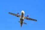 T.Sazenさんが、伊丹空港で撮影した日本エアコミューター ATR-42-600の航空フォト(写真)