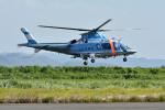 Gambardierさんが、岡南飛行場で撮影した奈良県警察 A109E Powerの航空フォト(写真)