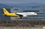 Dojalanaさんが、新千歳空港で撮影したバニラエア A320-214の航空フォト(写真)