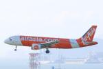 臨時特急7032Mさんが、香港国際空港で撮影したフィリピン・エアアジア A320-214の航空フォト(写真)