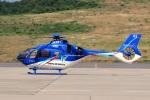 ドリさんが、福島空港で撮影した東北エアサービス EC135P3の航空フォト(写真)