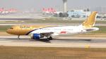 誘喜さんが、アタテュルク国際空港で撮影したガルフ・エア A320-214の航空フォト(写真)