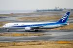 Jyunpei Ohyamaさんが、関西国際空港で撮影した全日空 767-381/ERの航空フォト(写真)