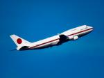 万華鏡AIRLINESさんが、羽田空港で撮影した航空自衛隊 747-47Cの航空フォト(写真)