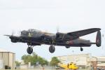 ちゃぽんさんが、フェアフォード空軍基地で撮影したイギリス空軍 683 Lancaster B1の航空フォト(飛行機 写真・画像)