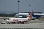 飛行機ゆうちゃんさんが、クアラルンプール国際空港で撮影したマリンド・エア 737-8GPの航空フォト(写真)