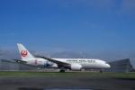 飛行機ゆうちゃんさんが、羽田空港で撮影した日本航空 787-8 Dreamlinerの航空フォト(写真)