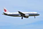 mojioさんが、成田国際空港で撮影した中国国際航空 A320-214の航空フォト(飛行機 写真・画像)