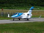 おっつんさんが、能登空港で撮影したホンダ・エアクラフト・カンパニー HA-420の航空フォト(飛行機 写真・画像)