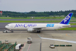 ちゃぽんさんが、成田国際空港で撮影した全日空 767-381/ER(BCF)の航空フォト(写真)
