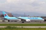 keks34さんが、福岡空港で撮影した大韓航空 787-9の航空フォト(写真)