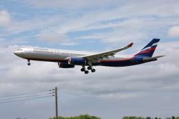 VEZEL 1500Xさんが、成田国際空港で撮影したアエロフロート・ロシア航空 A330-343Xの航空フォト(写真)