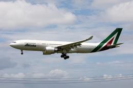 VEZEL 1500Xさんが、成田国際空港で撮影したアリタリア航空 A330-202の航空フォト(写真)