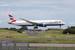 VEZEL 1500Xさんが、成田国際空港で撮影したブリティッシュ・エアウェイズ 787-9の航空フォト(写真)