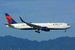 HISAHIさんが、福岡空港で撮影したデルタ航空 767-332/ERの航空フォト(写真)