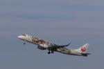 Fly Yokotayaさんが、伊丹空港で撮影したジェイ・エア ERJ-190-100(ERJ-190STD)の航空フォト(写真)