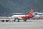 Fly Yokotayaさんが、香港国際空港で撮影した香港航空 A320-214の航空フォト(写真)
