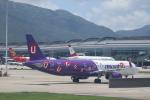 Fly Yokotayaさんが、香港国際空港で撮影した香港エクスプレス A321-231の航空フォト(写真)