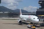 Fly Yokotayaさんが、香港国際空港で撮影した香港ドラゴン航空 A321-231の航空フォト(写真)