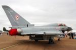 ちゃぽんさんが、フェアフォード空軍基地で撮影したイギリス空軍 EF-2000 Typhoon T1の航空フォト(飛行機 写真・画像)