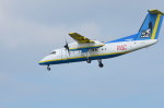 南国の防人さんが、那覇空港で撮影した琉球エアーコミューター DHC-8-103Q Dash 8の航空フォト(写真)