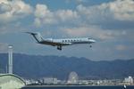 T.Sazenさんが、関西国際空港で撮影した-- G-V-SP Gulfstream G500の航空フォト(写真)