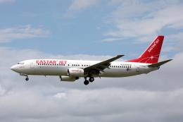 VEZEL 1500Xさんが、成田国際空港で撮影したイースター航空 737-86Nの航空フォト(写真)