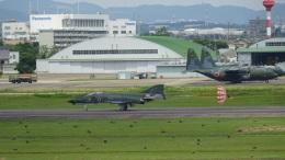 JUNさんが、名古屋飛行場で撮影した航空自衛隊 RF-4EJ Phantom IIの航空フォト(飛行機 写真・画像)