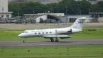 JUNさんが、名古屋飛行場で撮影したダイヤモンド・エア・サービス G-1159 Gulfstream IIの航空フォト(写真)