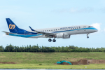 Y-Kenzoさんが、成田国際空港で撮影したマンダリン航空 ERJ-190-100 IGW (ERJ-190AR)の航空フォト(写真)