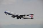 kikiさんが、新千歳空港で撮影したチャイナエアライン A340-313Xの航空フォト(写真)