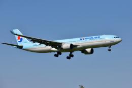 saoya_saodakeさんが、成田国際空港で撮影した大韓航空 A330-323Xの航空フォト(写真)