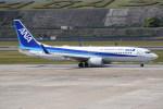kumagorouさんが、長崎空港で撮影した全日空 737-881の航空フォト(写真)