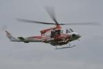 はれ747さんが、札幌飛行場で撮影した北海道防災航空隊 412EPの航空フォト(写真)