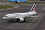 k-spotterさんが、アムステルダム・スキポール国際空港で撮影したエールフランス航空 A318-111の航空フォト(写真)