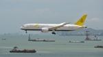 flytaka78さんが、香港国際空港で撮影したロイヤルブルネイ航空 787-8 Dreamlinerの航空フォト(写真)