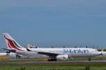Take51さんが、成田国際空港で撮影したスリランカ航空 A330-243の航空フォト(写真)