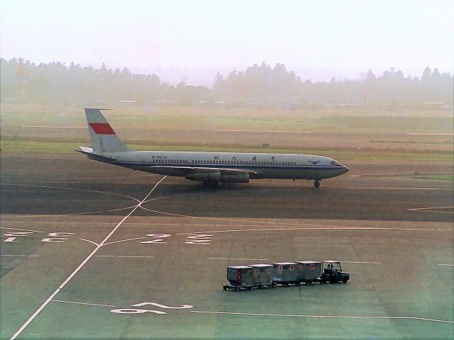 中国民用航空局 Boeing 707-300 ...