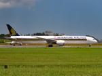 万華鏡AIRLINESさんが、成田国際空港で撮影したシンガポール航空 787-10の航空フォト(写真)