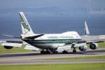 yabyanさんが、中部国際空港で撮影したエバーグリーン航空 747-230BM(SF)の航空フォト(写真)
