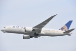 FLYING  HONU好きさんが、関西国際空港で撮影したユナイテッド航空 787-8 Dreamlinerの航空フォト(写真)