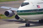 yabyanさんが、中部国際空港で撮影したエバーグリーン航空 747-230BM(SF)の航空フォト(飛行機 写真・画像)