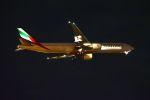 まいけるさんが、スワンナプーム国際空港で撮影したエミレーツ航空 777-31H/ERの航空フォト(写真)