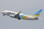 キイロイトリさんが、中部国際空港で撮影したAIR DO 737-781の航空フォト(写真)
