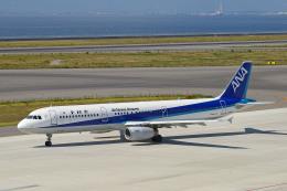 apphgさんが、中部国際空港で撮影した全日空 A321-131の航空フォト(飛行機 写真・画像)