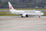 kumagorouさんが、長崎空港で撮影した日本航空 737-846の航空フォト(写真)