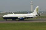 funi9280さんが、新千歳空港で撮影したマイアミ・エア・インターナショナル 737-8Q8の航空フォト(写真)